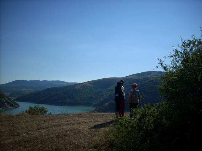 Slika 11, Uvac, Sjenicko jezero