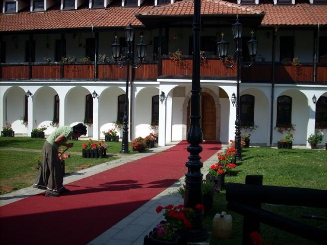 Slika 17 Manastir Mileseva, Konaci