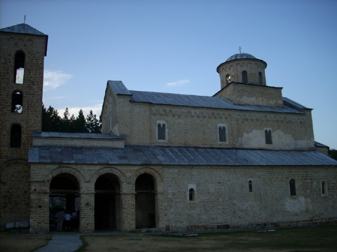slika 23 Manastir Sopocani